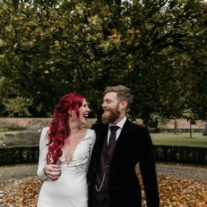 Styled Shoot: Alternatieve Herfstbruiloft