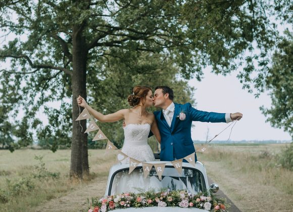 Real Wedding: Bertjan & Madelon