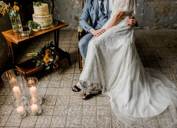 Styled Shoot: Bohemian Winter Bruiloft