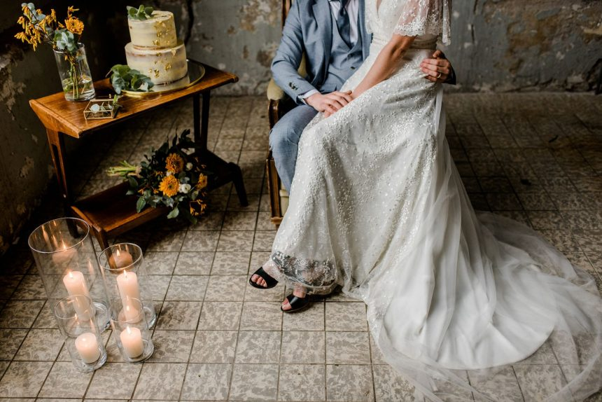 Styled Shoot: Bohemian Winter Bruiloft