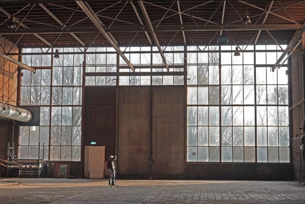 industriële evenementenlocatie friesland