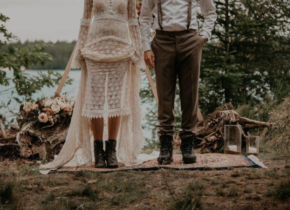 Styled Shoot: Avontuurlijke Elopement