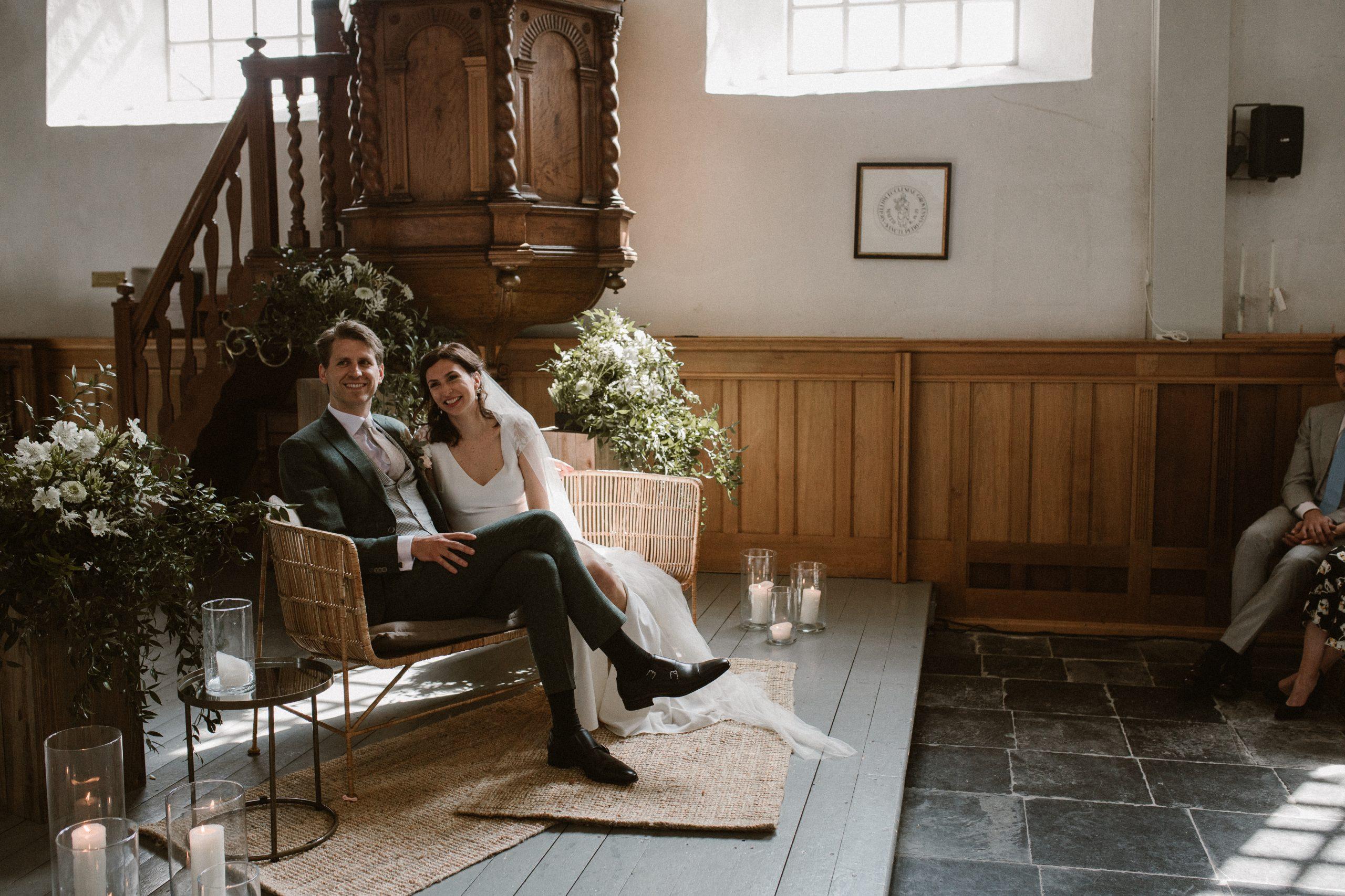 Bruiloft Stylist Schotland
